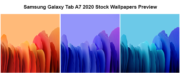 Download Samsung Galaxy Tab A7 2020 Stock Wallpapers Stress Codes